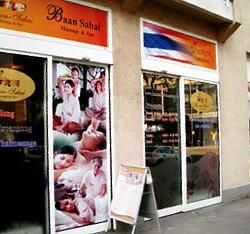 Baan Sabai Massage & Spa