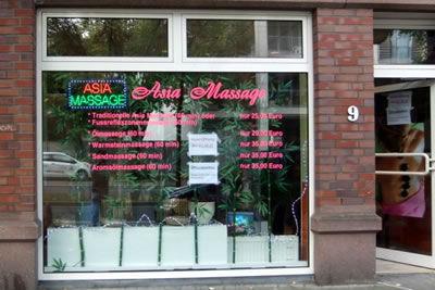 Asia massage neuss
