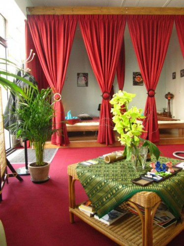 bua thai massage avsugning 500