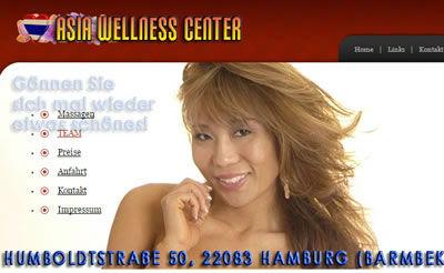 Asia wellness center