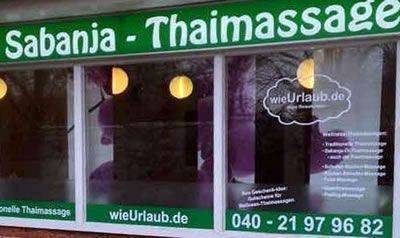 Thai massage homburg bahnhof