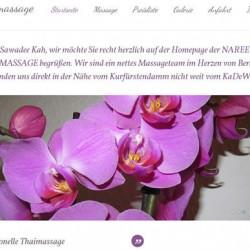 Naree thai massage berlin