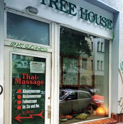 Massage Studio in Berlin