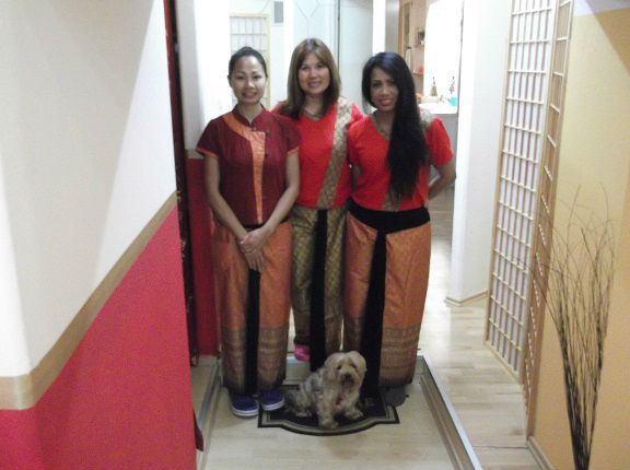 Thai massage stralsund