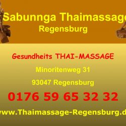 Sabunga Thaimassage  Regensburg (1)