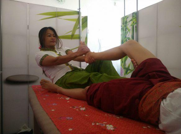 divia dass gravid glostrup massage