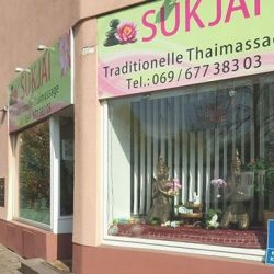 Traditionelle Thaimassage Frankfurt