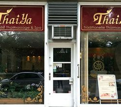 Praya Thaimassage in Berlin