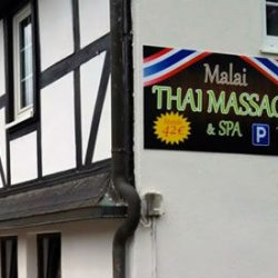Thai massage hemer
