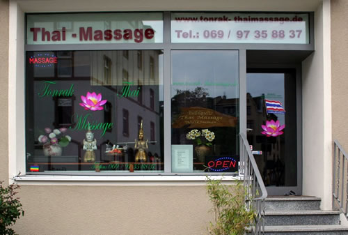 Thai massage frankfurt gallus
