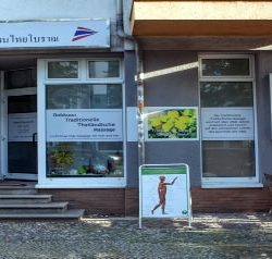 Traditionelle thailändische Massage in Berlin