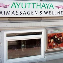 Ayutthaya Studio Hamburg, Thaimassagen & Wellness