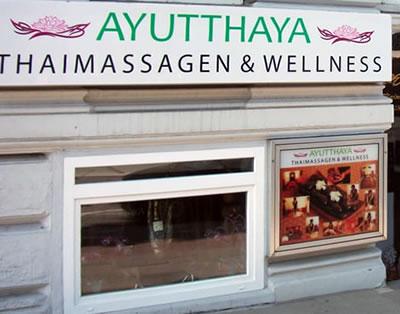 Ayutthaya Studio Hamburg, Thaimassagen & Wellness