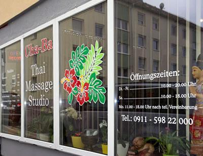 Thai massage nuernberg