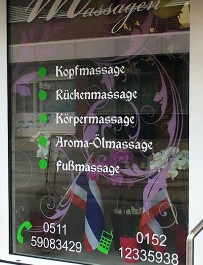 Thai Massage In Hannover Adressen Und Informationen