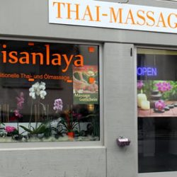 Traditionelle Thai- und Ölmassage in Darmstadt