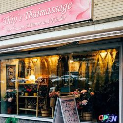 Thai-Massage in Berlin-Schmargendorf