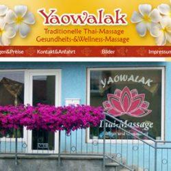 Yaowalak Thaimassage