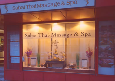 Thai massage in ulm
