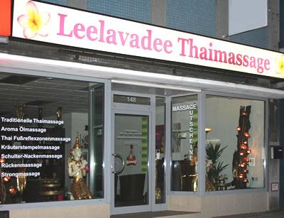 Thaimassage in Berlin Charlottenburg